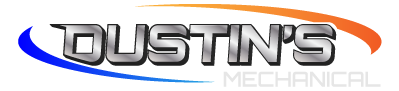 Dustin's Mechanical LLC Logo